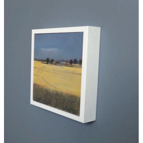 Framed size: 14.5 x 14.5cm