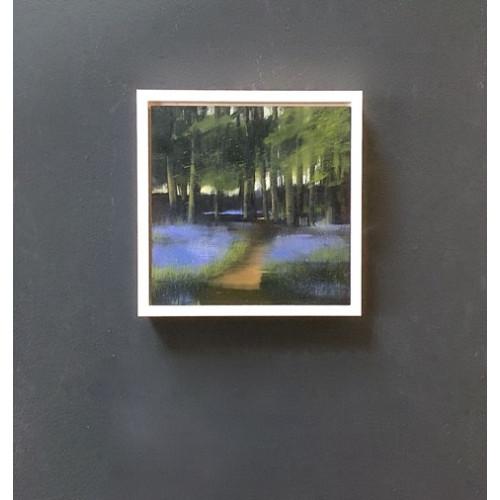 Framed size: 17 x 17cm