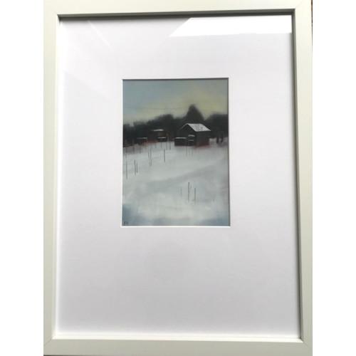 Framed size: 43 x 33cm