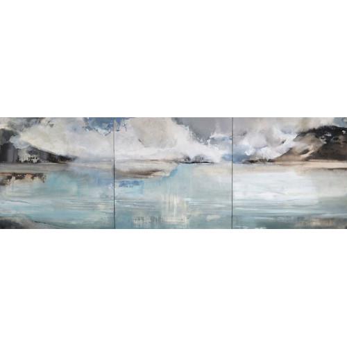 Norwegian Panorama Triptych