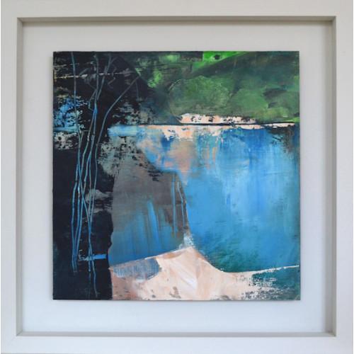 Framed: 43 x 43cm