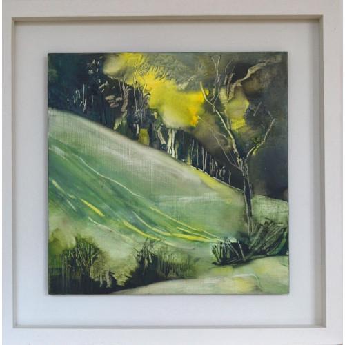 framed size: 43 x 43cm