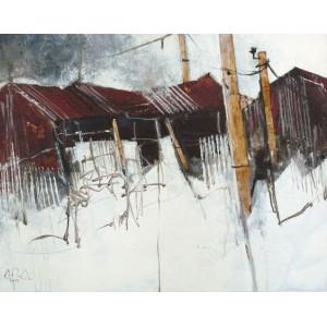 Old Barns (Ysugbor Hên)