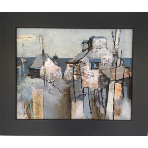 Framed size: 52 x 62cm