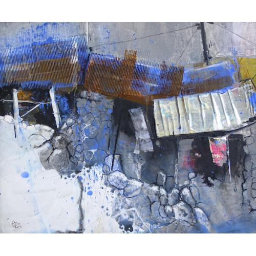 The Blue Barn (Ysgubor Las)