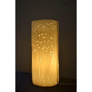 Santolina ceramic lamp