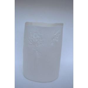 Comfrey, porcelain candle burner H:12cm