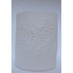 Amazing Grace, porcelain candle burner, H:10cm