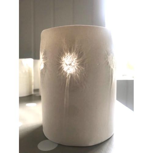 Dandelion, Medium candle burner, H: approx 12cm