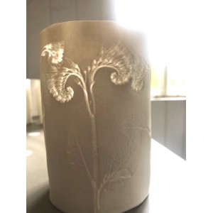 Pulmonaria, Medium candle burner, H: approx 12cm