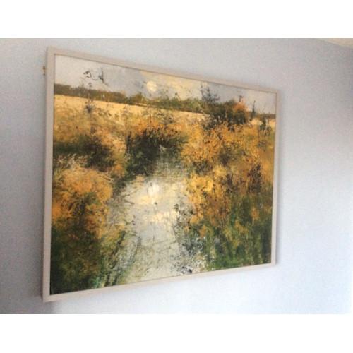 Framed size: 94 x 114cm