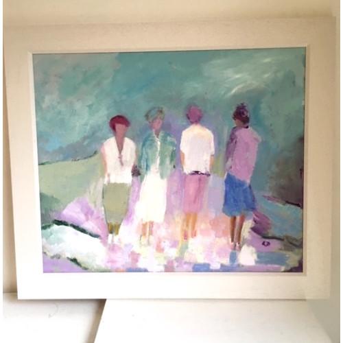 Framed size: 61 x 72cm