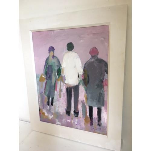Framed size: 37 x 57cm