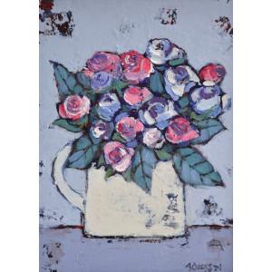 Roses and Jug