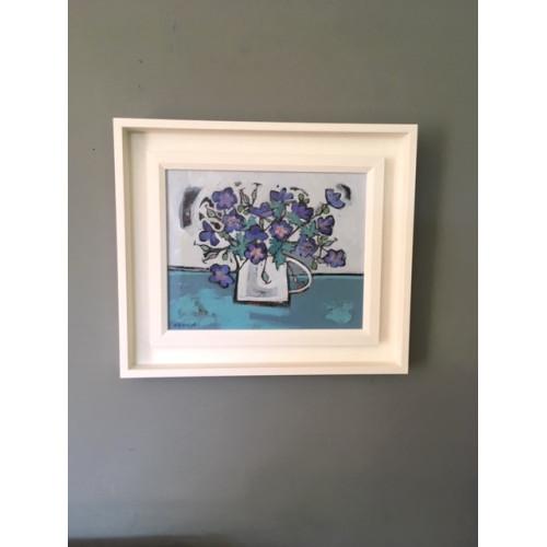 Framed size: 30 x 35 x 3.5cm
