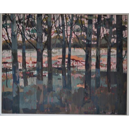 Framed size: 41 x 51cm