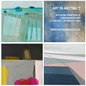 ART IN ABSTRACT, AN ONLINE EXHIBITION, 11 JAN - 11 FEB 2021