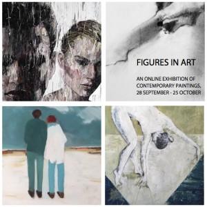 Online Exhibition, 'Figures in Art', 28 September - 25 October 2020