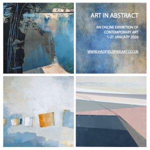 ART IN ABSTRACT, ON ONLINE EXHIBITION, 22 JAN - 11 FEB 2021