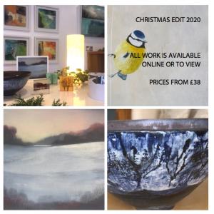 Christmas Selection of Original Art, December 2020