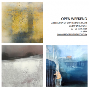 Open Weekend, Sevenhampton, 22-23 May 2021