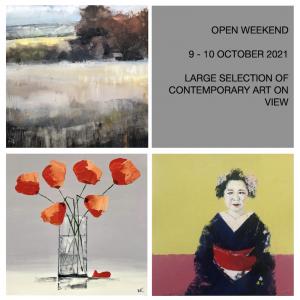 Open Weekend, Sevenhampton, 9-10 October 2021