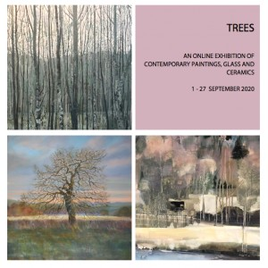 Online Exhibition, 'Trees', 1-27 September 2020